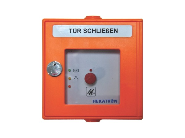 Hekatron DKT 02 orange